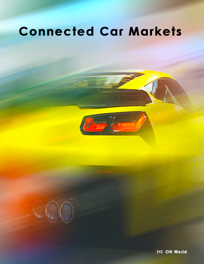 Connected Car Markets