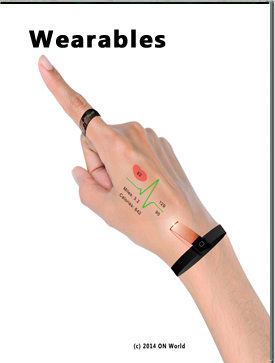 Mobile Sensing Wearables